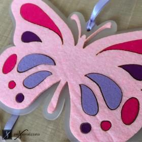birth ribbon butterfly