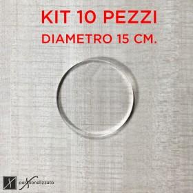 KIT 10 PEZZI CERCHI...