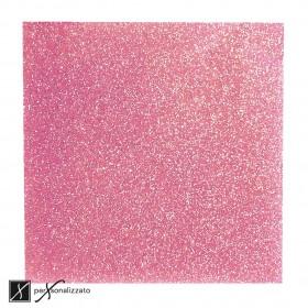 plexiglass glitter rosa