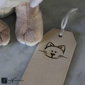 personalised bookmark