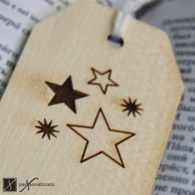 personalised bookmark